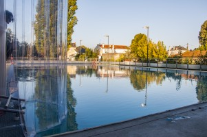 Bassin exterieur piscine ODA